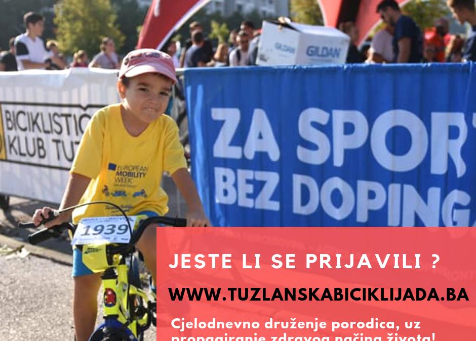Najavljujemo 8. Tuzlansku Biciklijadu